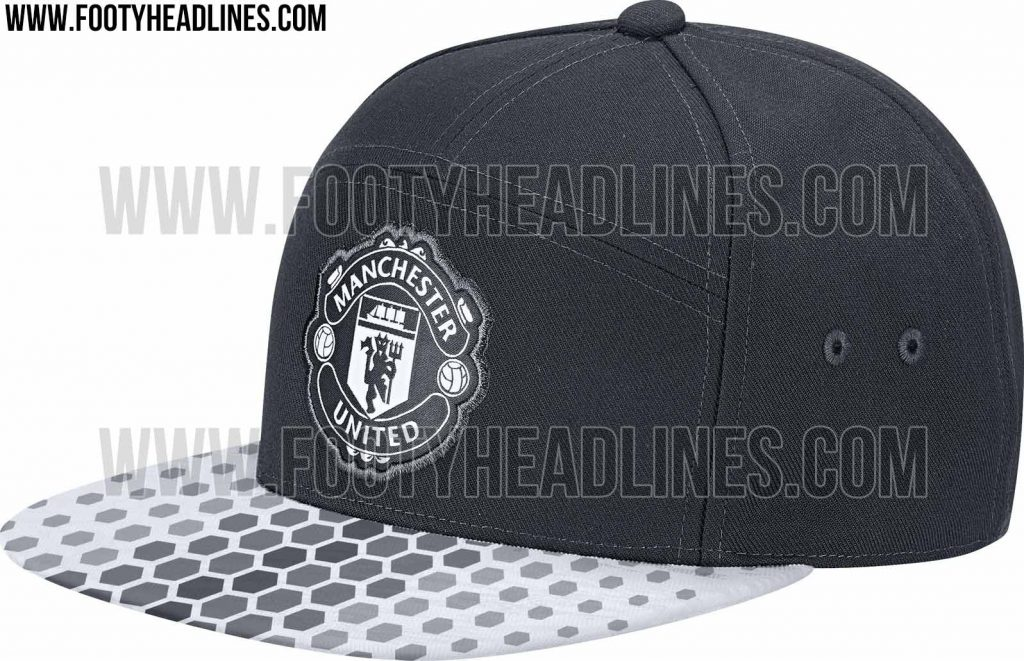 manchester-united third kit cap