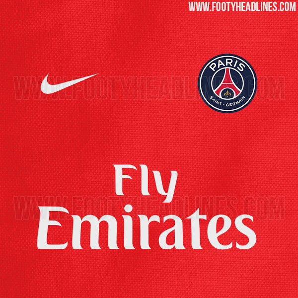 PSG 2016-17 Away Kit