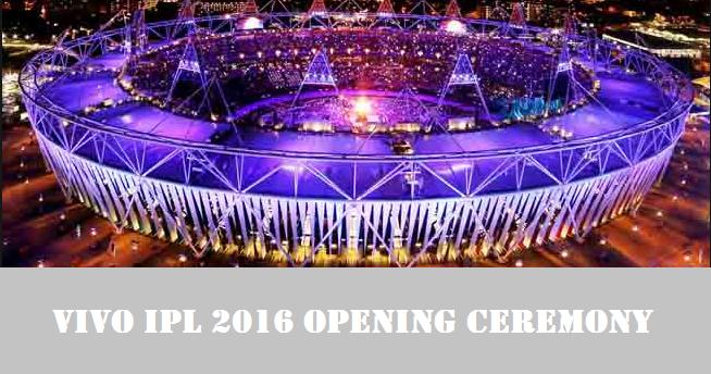 IPL Opening program