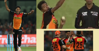 Mustafiz on Indian Premier League