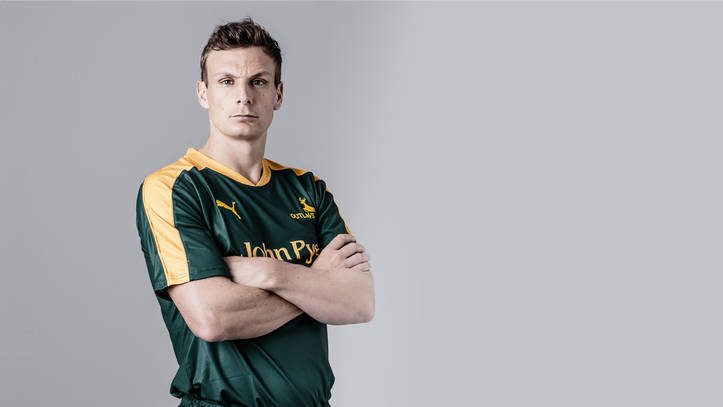 Nottinghamshire kit