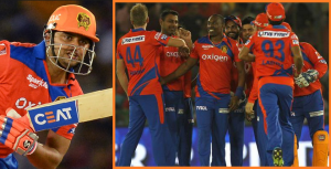 Suresh Raina's Gujarat Lions still unbeaten & Standing on top position