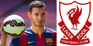 Liverpool bids a formal offer of £7.7 million for Barca defender Thomas Vermaelen