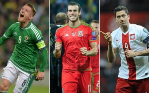 Leading goal scorers list in UEFA Euro 2016 (Antoine Griezmann awarded Golden boot)