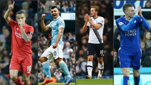 The war yet running for premier league golden boot