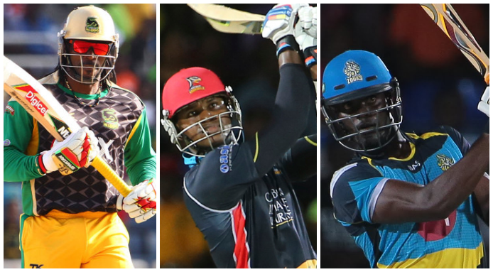 Top Run scorers 2019 Caribbean Premier League (CPL T20 Batsman)