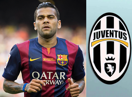 Dani Alves on Juventus