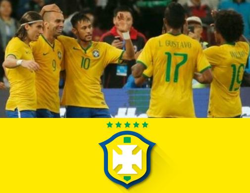 Brazil team