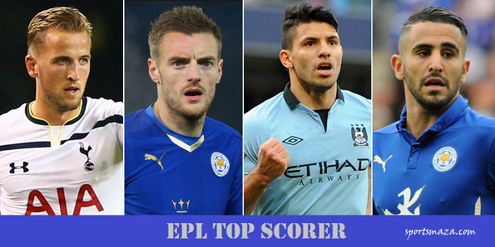 EPL strikers