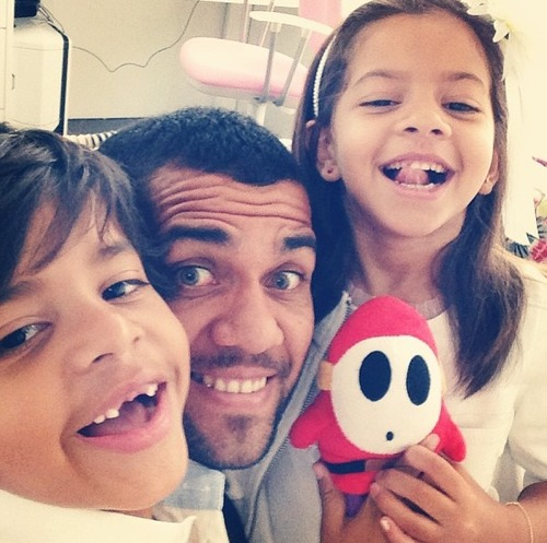 Kids of Dani Alves 2
