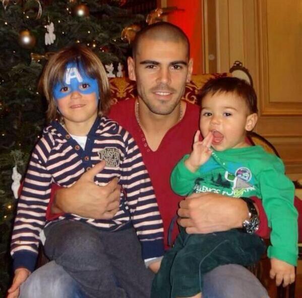 Kids of Victor Valdes 1