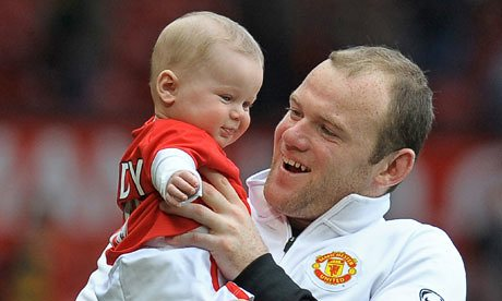 Kids of Wayne Rooney 2