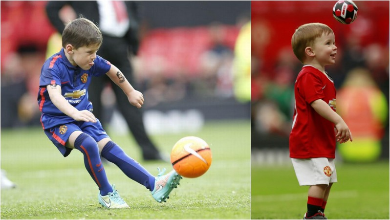 Kids of Wayne Rooney 3