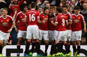 Manchester United Team squad