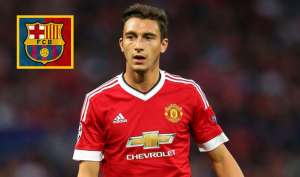 Barcelona imposed to market for Manchester United full back Matteo Darmian around €15 million