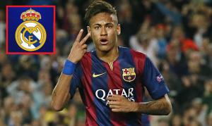 Neymar Belongs to Barcelona, Nor Real Madrid – Says his dad