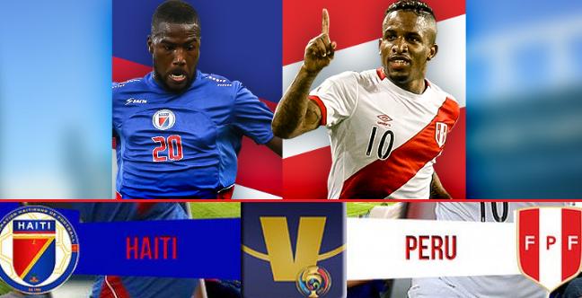 Peru Vs Haiti