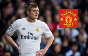 Real Madrid Midfielder Toni Kroos subsequent target of Manchester United in Summer transfer Clause