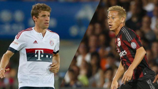AC Milan Vs Bayern Munich