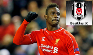 Balotelli's career end at Liverpool, Besiktas showing interest