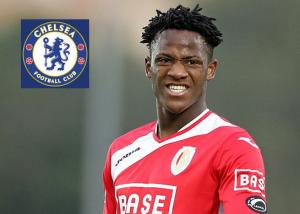 Finally the Blues Chelsea agree £33.2 million for M. Batshuayi