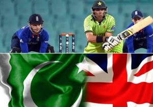 England Vs Pakistan Cricket