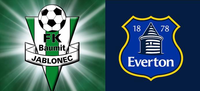 Everton Vs FK Jablonec