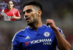 Chelsea confirms the departure of Colombian striker Radamel Falcao