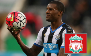 Liverpool complete deal with Newcastle Utd playMaker Georginio Wijnaldum for £25 million