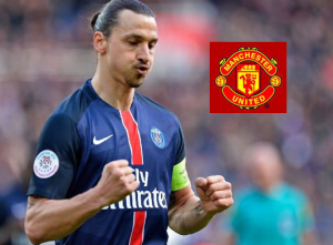 Ibra penned a short time contract deal with Manchester United [one year]