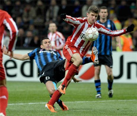 Internazionale Vs Bayern Munich