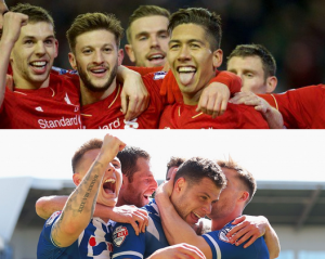 Liverpool - Wigan