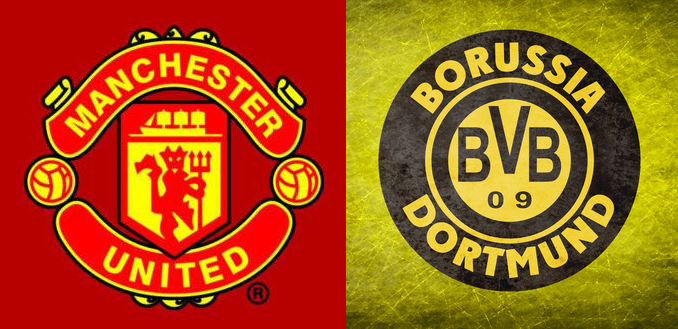 Man U Vs BVB