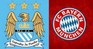 Man city Vs Bayern
