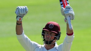 Trescothick century saved Somerset by draw against Pakistan
