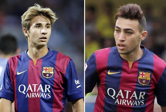 Munir and Samper
