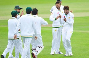 Pakistan drawn both warm up matches in England
