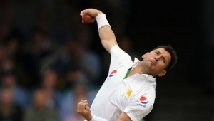 5 wicket of Yasir Shah support Pakistan in Day 2