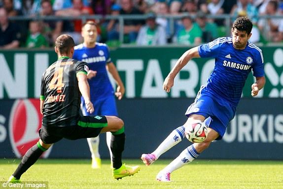 Chelsea Vs Werder Bremen