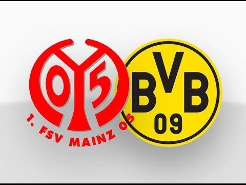 FSV Mainz 05 Vs Borussia Dortmund