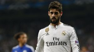 Tottenham eyeing to chase Real Madrid playmaker Isco on season long loan