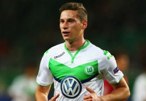 Paris SG are ready to blow £64 million for Wolfsburg winger Julian Draxler