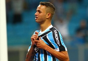 Gremio forward Luan Guilherme became primary target of FC Barcelona