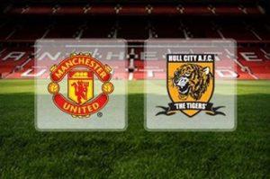 Manchester United Vs Hull city