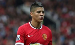 Man United rejected Valencia offer for Marcos Rojo throughout Summer