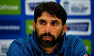 Pakistan should be the #1 in test ranking, according to Misbah
