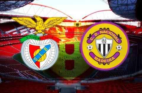 Nacional Vs Benfica