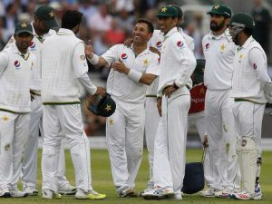 Pakistan jumped to 2nd position in test world ranking by ICC