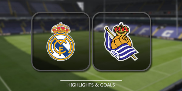 Real Madrid Vs Sociedad