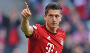 Bayern Munich is keen to renew the contract with Robert Lewandowski